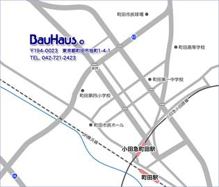 町田店アクセスMAP